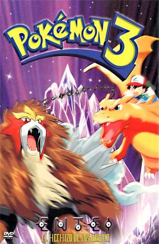 Pokémon 3: El Hechizo de los Unown Pokemon3