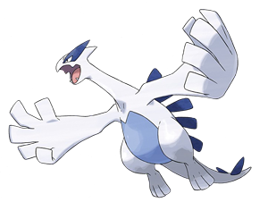 Lugia Artwork