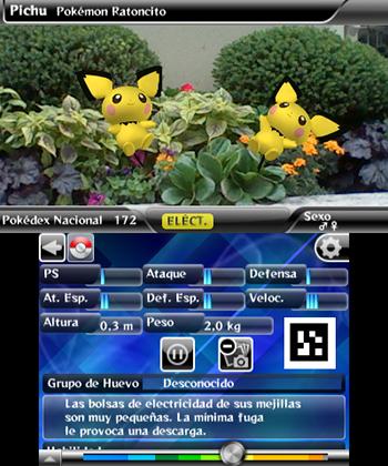 Pokédex 3D Pro - Pokémon Project