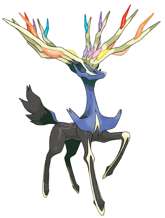 Xerneas