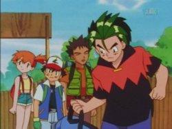 El camino a la Liga Pokémon