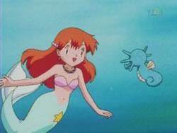 Misty la sirena