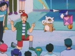 Natu, el Pokémon adivino