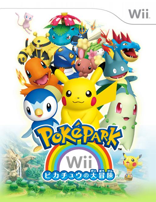 Pokepark Wii La Gran Aventura De Pikachu