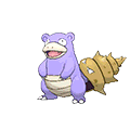 #080 Slowbro Shiny