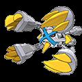 #376 Mega Metagross  Shiny