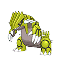 #383 Groudon Shiny