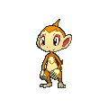 #390 Chimchar