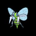 #015 Beedrill Shiny