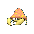 #047 Parasect Shiny