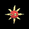 #338 Solrock Shiny