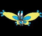 #414 Mothim Shiny