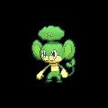 #511 Pansage Shiny