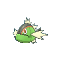 #550 Basculin Shiny