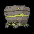 #558 Crustle Shiny