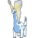 #699 Aurorus Shiny