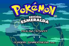 Descargar el ROM de Pokémon Esmeralda