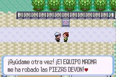 Descargar el ROM de Pokémon Zafiro