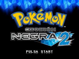 Descargar el ROM de Pokémon Negro 2