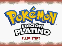 Descargar el ROM de Pokémon Platino