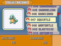 Descargar el ROM de Pokémon Perla