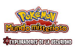 Descargar el ROM de Pokémon Mundo Misterioso: Exploradores de la Oscuridad