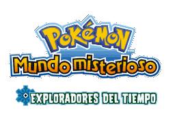 Descargar el ROM de Pokémon Mundo Misterioso: Exploradores del Tiempo