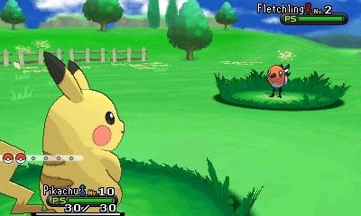 Descargar el ROM de Pokémon X