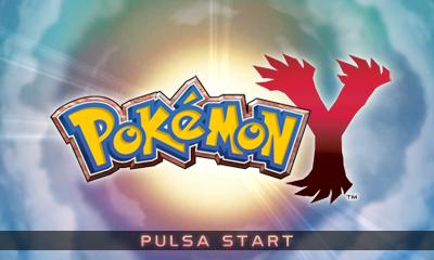 Descargar el ROM de Pokémon Y