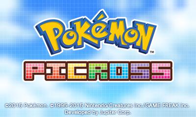Descargar el ROM de Pokémon Picross