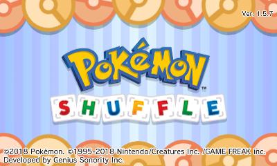 Descargar el ROM de Pokémon Shuffle