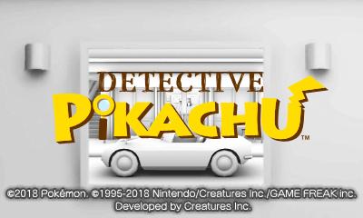 Descargar el ROM de Detective Pikachu