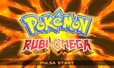 Descargar el ROM de Pokémon Rubí Omega