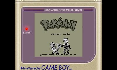 Descargar el ROM de Pokémon Rojo (Consola Virtual)