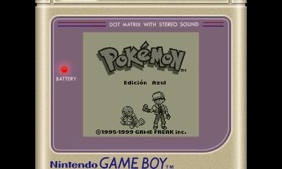 Descargar el ROM de Pokémon Azul (Consola Virtual)