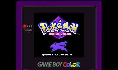 Descargar el ROM de Pokémon Cristal (Consola Virtual)