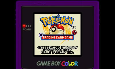 Descargar el ROM de Pokémon Trading Card Game (Consola Virtual)