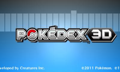 Descargar el ROM de Pokédex 3D