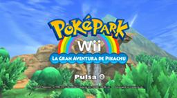 Descargar el ROM de PokéPark Wii: La Gran Aventura de Pikachu