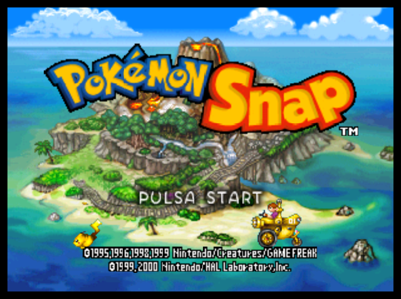 Descargar el ROM de Pokémon Snap (Consola Virtual)