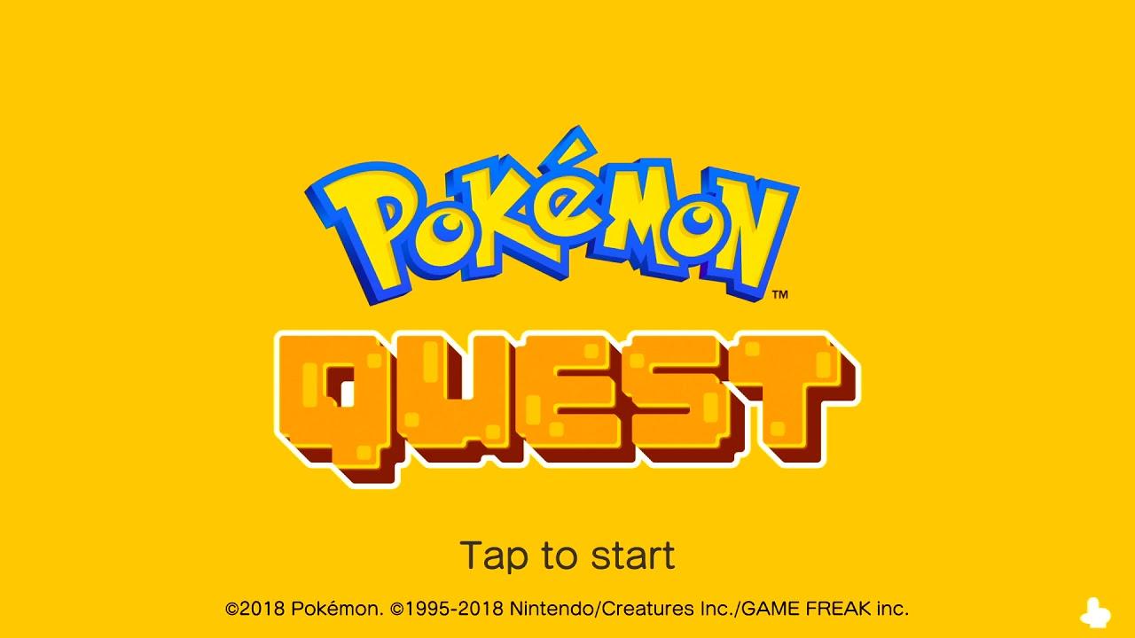 Descargar el ROM de Pokémon Quest