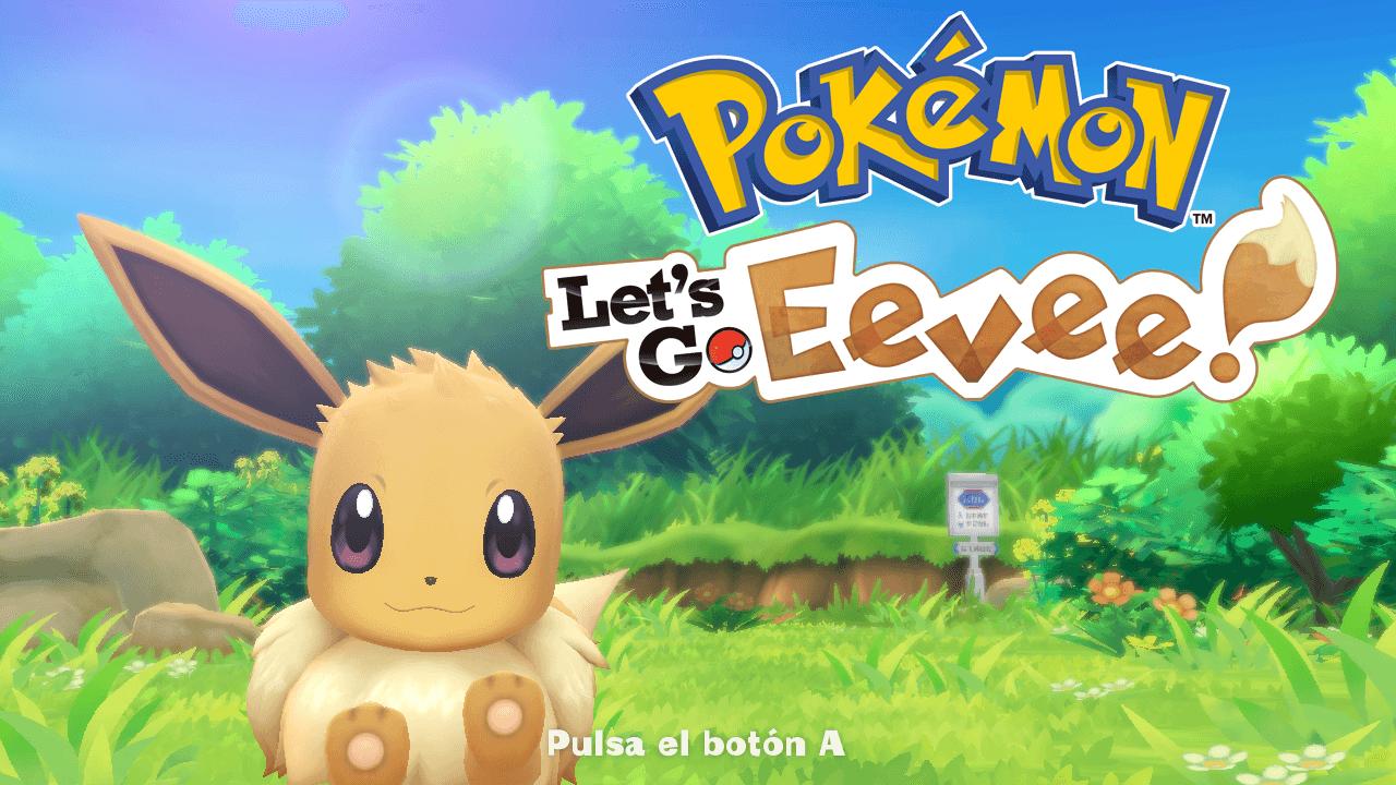 Descargar el ROM de Let's Go, Eevee!