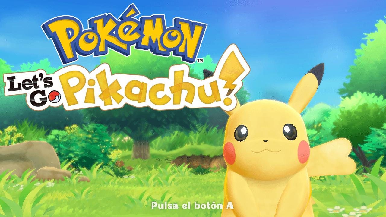 Descargar el ROM de Let's Go, Pikachu!