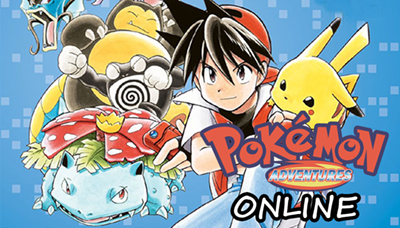 Leer Manga Pokémon Special/Adventures Online