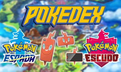 Pokédex de Pokémon Espada y Escudo