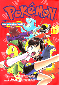 Pokémon Adventures - Volumen 11