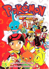 Pokémon Adventures - Volumen 15
