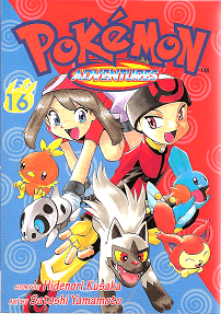 Pokémon Adventures - Volumen 16