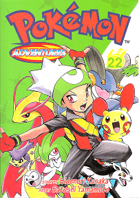 Pokémon Adventures - Volumen 22