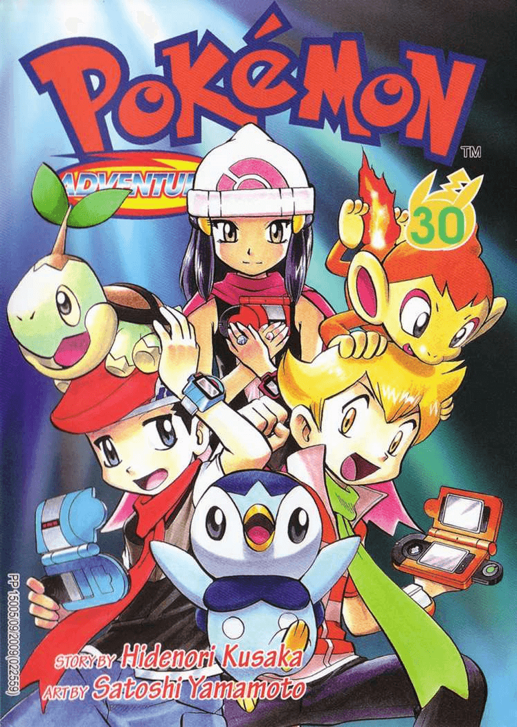 Pokémon Adventures - Volumen 30